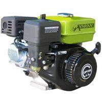 Varan Motors - 92580 BENZINMOTOR 4 TAKT 4,8KW 6,5PS 196CC HANDSTARTER KARTMOTOR