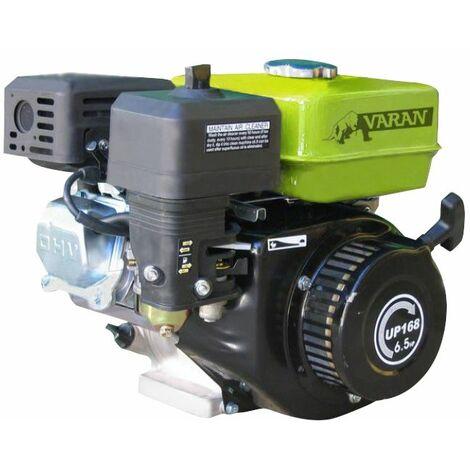 Varan Motors - 92580 MOTOR DE GASOLINA OHV DE 4,8kW (6,5CV) – 196cc - Noir