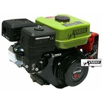 Varan Motors - 92581 6.5HP PETROL/GASOLINE ENGINE WITH 3/4'' KEYWAY SHAFT ELECTRIC STARTER