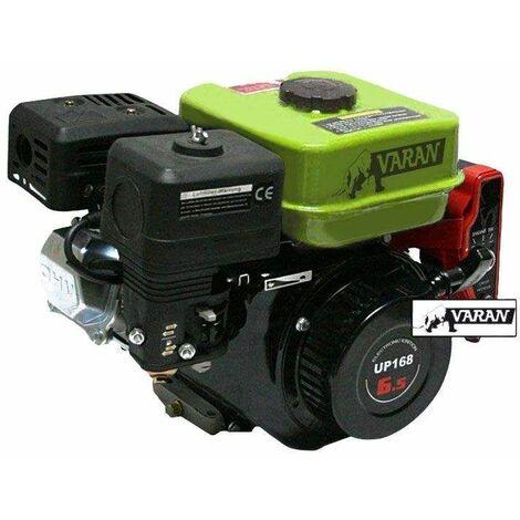 """main image of """"Varan Motors - 92581 MOTOR DE GASOLINA OHV DE 4,8kW (6,5CV) – 196CC CON ARRANQUE ELECTRICO - Negro"""""""