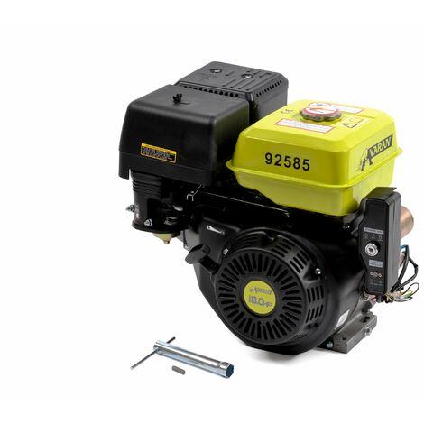Varan Motors - 92585 Motor de gasolina 11.5kW 18 PS 439cc + Arranque Eléctrico