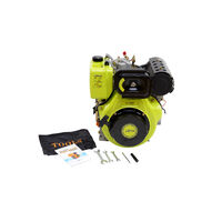Varan Motors - 92686 Diesel Engine 13HP 498cc + Electric Start