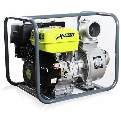 Varan Motors - 92704 Thermal water pump 4'' 90m³/h 13HP petrol engine pump