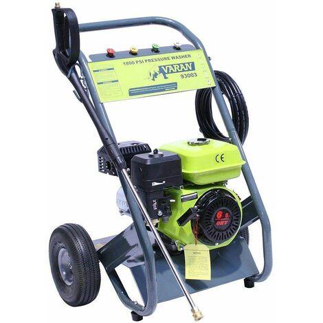 Varan Motors - 93003 Limpiador Alta presión gasolina 6.5CV 163CC 2100PSI 150BAR - Gris