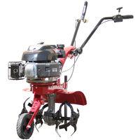 Varan Motors - 93021 Motocoltivatore termico 140CC 4,5CV larghezza di lavoro 40cm con ruota anteriore