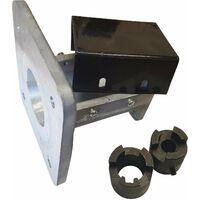 Varan Motors - ACCOUPLEMENT-03 Hydraulic pump coupling (25mm - 1/2'')