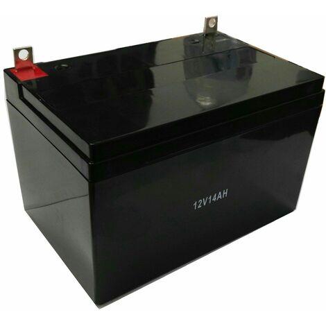 Varan Motors - BAT-12-dzm-14 Batterie accumulateur d'électricité 12V, 14Ah