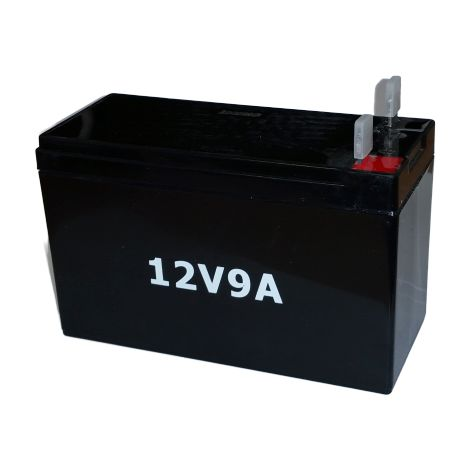 Varan Motors - BAT-12V-9A Electric accumulator battery 12V, 9Ah