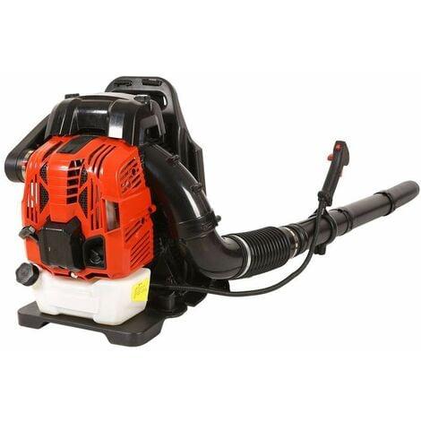 Varan Motors - BL766 Thermal backpack blower 4-stroke engine 76cc 2.2kW, back sheet blower petrol
