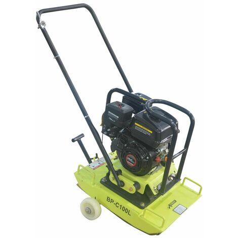 Varan Motors - BP-C100L Placa vibrante, pisón, compactadora térmica 98KG con motor Loncin 6.5CV