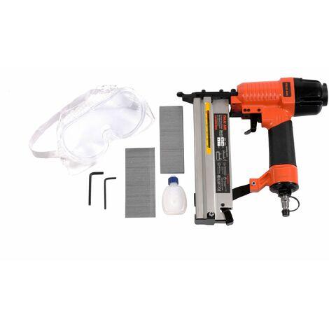 Varan Motors - SF5040E Druckluftnagler für Nägel 15-50MM und Klammern 16-40mm