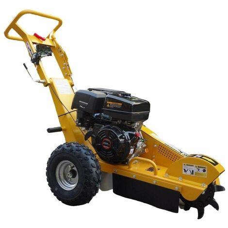 Varan Motors - GBS-150 Trituradora de gas 420cc 15hp, cortadora de troncos de árboles, desarraigo