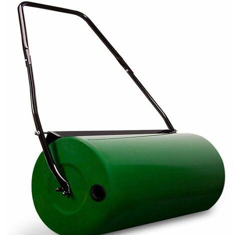 Varan Motors - GRD-ROL HEAVY DUTY STEEL GARDEN GRASS LAWN ROLLER 48L GREEN WATER SAND FILLABLE