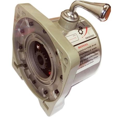 Varan Motors - Inverseur-sc12000 Inversor - reductor para cabestrante 12000lbs / 5667kg