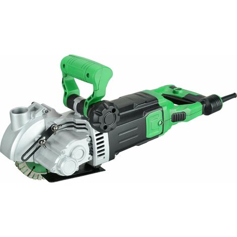 Varan Motors - JHS-4240 Water and dry wall chaser 2400W 6500rpm dry or wet, max depth 42mm, max width 40mm
