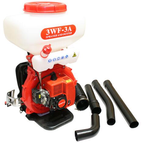 Varan Motors - KGT-3WF-3A Motor sprayer with 20 liter tank, 41.5cc 2,9HP