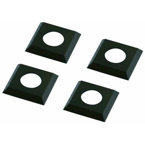 Varan Motors - lame-hd-pr710 Lames de rechange pour Décapeur mécanique de peinture PR-710 - Noir