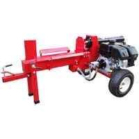 Varan Motors - LS12T Tractable 6.5HP horizontal log splitter, 12 Tons, up to 35cm diameter