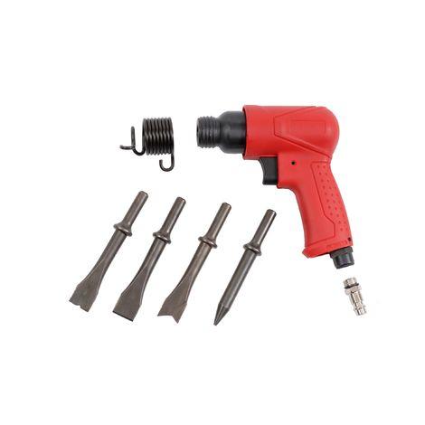 Varan Motors - LX-7901 Pneumatic chisel hammer 150mm + 4 chisels