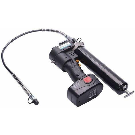 Varan Motors - MT-1800 Electric Grease Pump, Grease Gun On Battery 18V 2000mAh Li-ion Battery