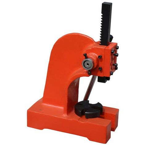 Varan Motors - NEARP-01 1 ton rack and pinion press