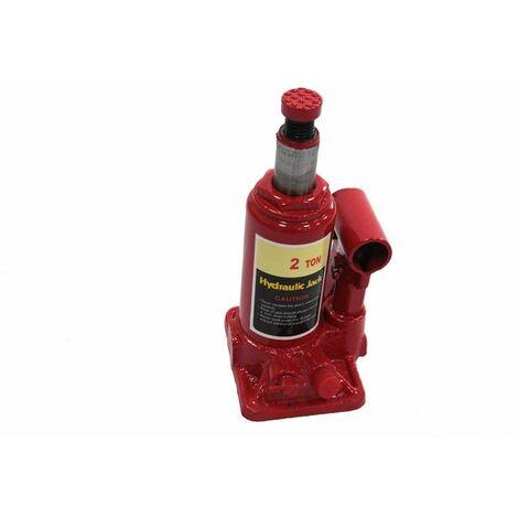 Varan Motors - NEBJ-01 Cric hydraulique bouteille 2 Tonnes 300mm