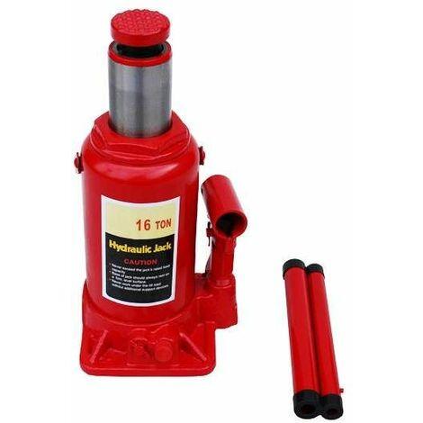 Varan Motors - NEBJ-07 Cric hydraulique bouteille 16 tonnes 425mm