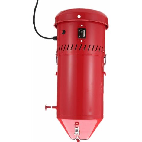 Varan Motors - NEDC-15 Dust collector for blasting cabinet 1100W 230V