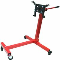 Varan Motors - NEES-02 450KG PROFESSIONAL ENGINE SUPPORT STAND GEARBOX SWIVEL WITH WHEELS 1000LBS