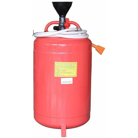 Varan Motors - NEFMM-02 Pneumatic foam sprayer (80 litres), ideal for car cleaning