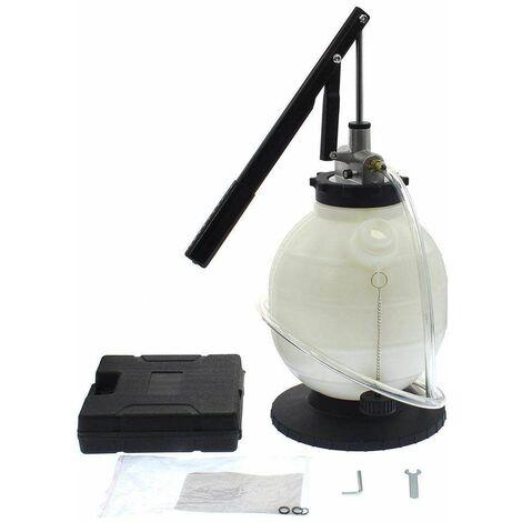 Varan Motors - NEGOF-01 Remplisseur d'huile de boîte de vitesses, différentiel boite de transfert ATF, outil de vidange et changement d'huile - Blanc