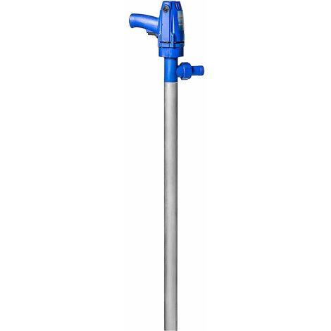 Varan Motors - NEHHP-24 bomba eléctrica para barriles 230v 600W 60l/min, bomba para barriles de queroseno y gasoil - Azul
