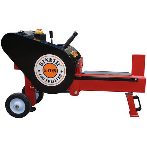 Varan Motors - NEKCS-02 Kinetic log splitter / Splitter 230V, Pressure 5T, Logs up to 40cm