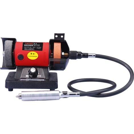 Varan Motors - NEMBG-01 Mini bench grinder 150W + flexible for multifunction tools