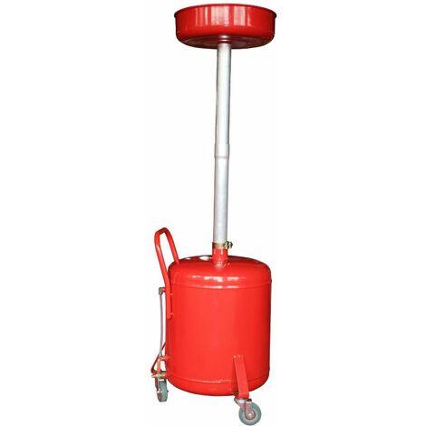 Varan Motors - NEOLD-02 Récupérateur d'huile de vidange 50 litres