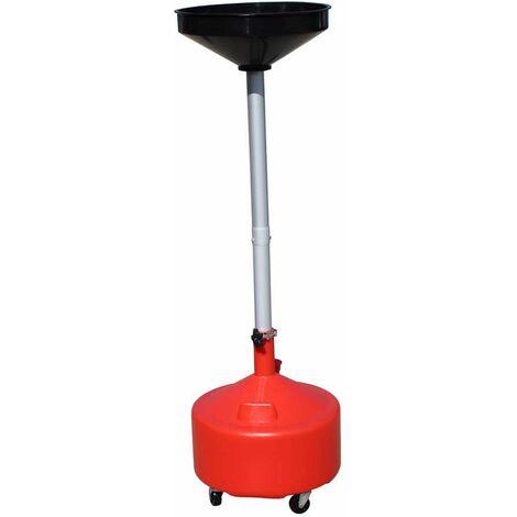 Varan Motors - NEOLD-04 Récupérateur d'huile de vidange 30 litres