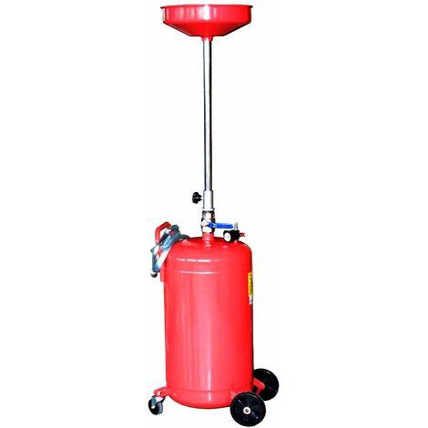 Varan Motors - NEOLD-17 Récupérateur d'huile de vidange pneumatique 80 litres