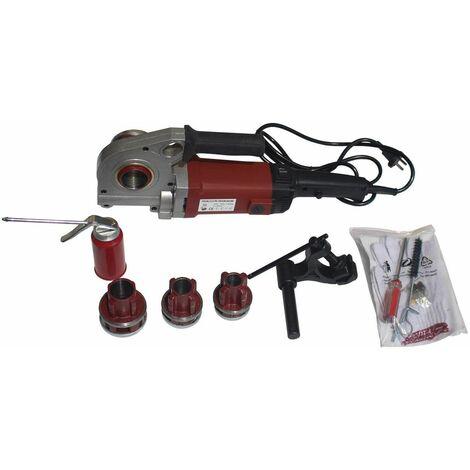 Varan Motors - NEPTR-01 Gewindeschneidmaschine 1400W für 1/2'', 3/4'', 1'', 1-1/4'' Rohre
