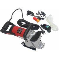 Varan Motors - NEWCM-01 Rainureuse à matériaux 3000W 6500t/min à sec ou à l'eau