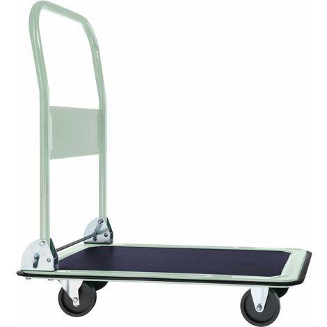 Varan Motors - PH150-DIABLE Platform trolley, foldable, load up to 150kg, transport trolley