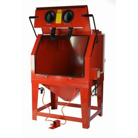 Varan Motors - SB990L Sandblasting cabinet, microblasting machine, professional sleeve blasting machine 990 litres with accessories
