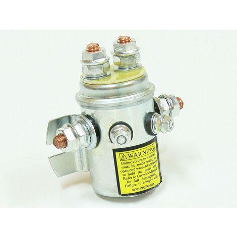 Varan Motors - Solenoid200A Solenoide 12V 200A Relé de potencia para cabrestante u otras aplicaciones