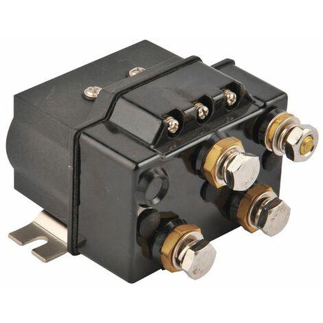 Varan Motors - solenoid450a Solenoide 12V 450A Relé de potencia para cabrestante u otras aplicaciones