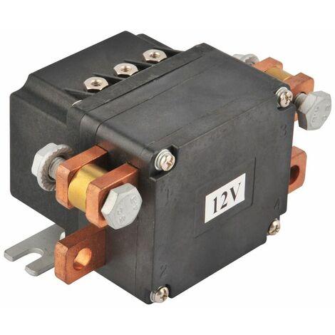 Varan Motors - solenoid500a Solenoide 12V 500A Relé de potencia para cabrestante u otras aplicaciones