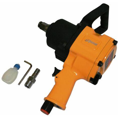 Varan Motors - SPT-10406 Coffret Clé à chocs Pneumatique 3/4'' 1600Nm, Visseuse Déboulonneuse Pneumatique - Jaune