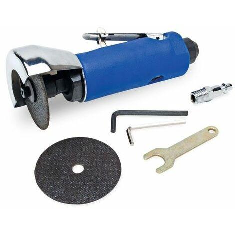 Varan Motors - SPT-15103 Cortadora Amoladora Recta neumática para cortar, disco de 75mm