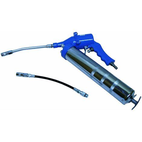 Varan Motors - SPT-Q01 Pistola de engrasar pistola engrasadora neumática bomba de engrase 500ML
