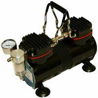 Varan Motors - TC-99 HIGH PERFORMANCE VACUUM PUMP 35L/min 1/3HP DOUBLE CYLINDER COMPRESSOR, BRAND NEW