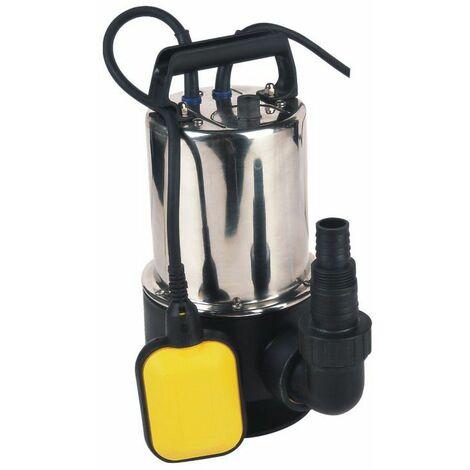 Varan Motors - TP01106 BOMBA SUMERGIBLE ELECTRICA PARA AGUA CARGADA - 35MM - 550W / 10500L/H