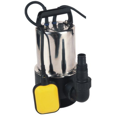 Varan Motors - TP01106 Submersible water pump for dirty water - gravel 35mm 550W / 10500L/H